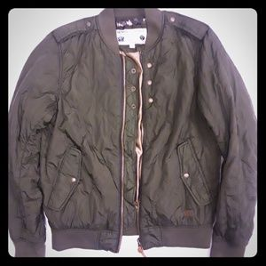 Diesel military style jacket SIZE LARGE